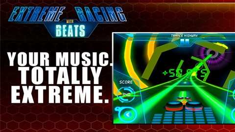 Extreme Racing With Beats 3D Pro